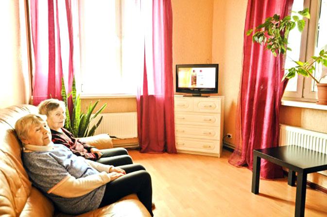 Дом для престарелых Крым