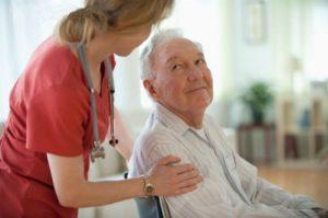 догляд за людьми похилого з артритом