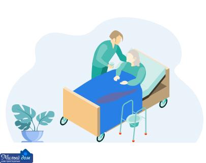 Відновлення від інсульту в будинку престарілих