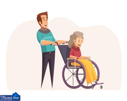 Порівняння будинку престарілих і домашнього догляду