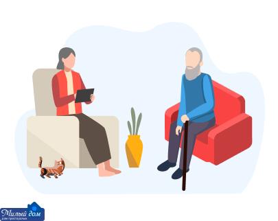 Запобігання інсульту у літніх людей