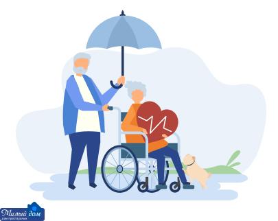 Восприятие домов престарелых пожилыми людьми