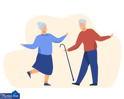Снижение веса у пожилых людей