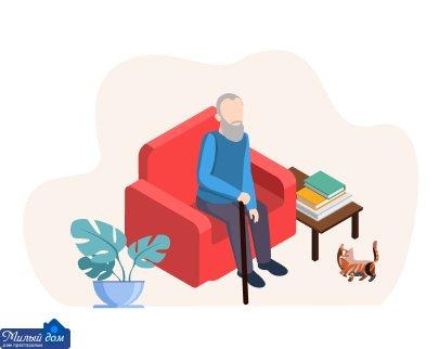 Вправи для літніх людей